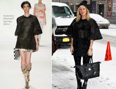 Ellie Goulding In Rebecca Minkoff – Late Show With David Letterman