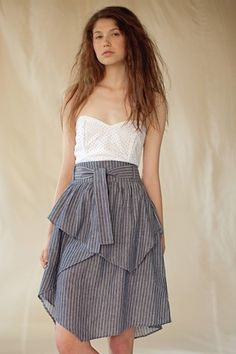 Nice skirt  - Built by Wendy