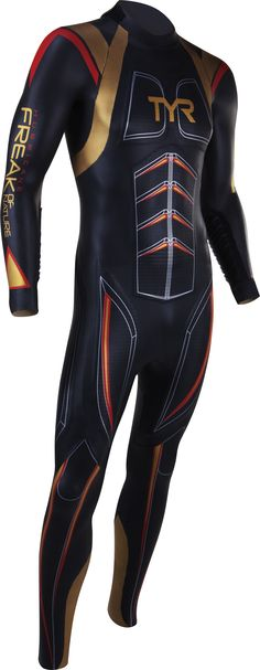 Men's Hurricane Freak of Nature Wetsuit - Wetsuits - Triathlon - Mens   TYR