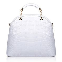 { perfect white bag }