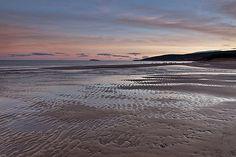Ripples on Inverness Beach, Nova Scotia Inverness Nova Scotia, Cape Breton, Before Sunrise, Canada, Future, Beach, Places, Water, Outdoor