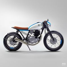 A Ducati Monster hot rod, a Yamaha so clean it looks like a Photoshop render, and a stunning modern Honda cafe racer. Yamaha Cafe Racer, Triumph Scrambler, Yamaha Motorcycles, Vintage Motorcycles, Custom Motorcycles, Custom Bikes, Custom Bobber, Cafe Racers, Honda Cb1100