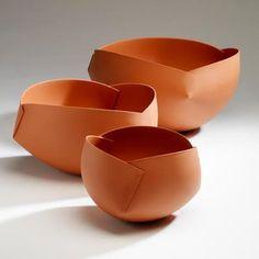 Bowls by Anne Van Hoey