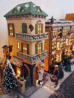 Mamma Biscuit's Christmas Metropolis | Desperately Seeking Mamma Biscuit