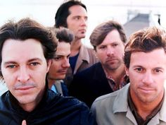 Powderfinger were crowned Australia's best live band at the inaugural Jack Awards last night. Live Music, My Music, Live Band, I Think Of You, Beautiful People, Beautiful Things, Music Bands, Cool Bands, Cool Photos