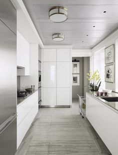 Modern Kitchen by Michael S. Smith Inc. and Ferguson