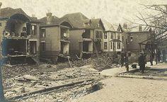 1913 flood again. Hickory from Fourth again.