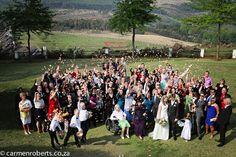 Carmen Roberts Photography, Matthew and Genevieve's Wedding Group Shoot Wedding. Kwazulu Natal, Professional Photographer, Wedding Blog, Dolores Park, Wedding Photography, Group, Travel, Viajes, Destinations