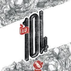 Au 104 by Thibault Daumain, via Behance