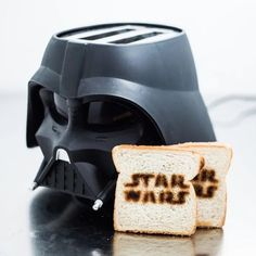 Valentine's Day Gifts For Men He's Going To Love Star Wars Boba Fett, Star Wars Darth, Star Wars Clone Wars, Darth Maul, Star Trek, Best Gift For Husband, Present For Husband, Darth Vader Toaster, Star Wars Kitchen