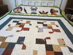 Hug-A-Bug and I love DOGS, take a look! Crafty Sewing Quilting: Getting Up Close with Special Area Quilting