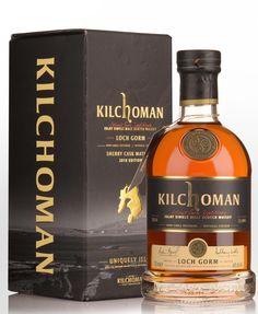 2018 Kilchoman Loch Gorm Sherry Cask Matured Single Malt Scotch Whisky - Buy Any Kilchoman For Your Chance To Win Cigars And Whiskey, Bourbon Whiskey, Scotch Whisky, Whiskey Bottle, Champagne, Wine House, Single Malt Whisky, Sparkling Wine, Distillery