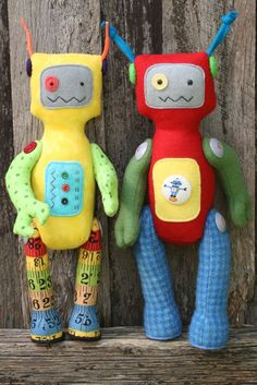 Image of Disco-Bots : PDF sewing pattern