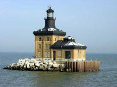 Toledo Harbor Lighthouse, Ohio