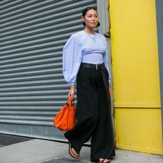 Allure Fashion Director's #OOTD Style Diary at NYFW | Allure.com