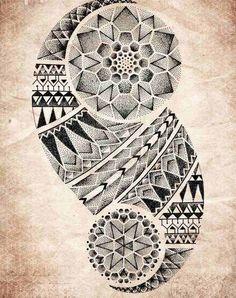 Pin by farmer tattoo art on farmer tattoo pinterest tattoo koi and tatting - Tatouage maorie signification ...