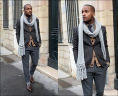 Love... except the scarf