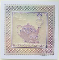 Clarity Card, Parchment Cards, Kids Rugs, Plates, Tea, Coffee, Crafts, Home Decor, Licence Plates