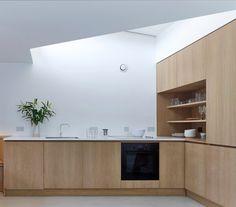 Home Remodel Bedroom .Home Remodel Bedroom Küchen Design, House Design, Design Styles, Interior Minimalista, Big Kitchen, Wooden Kitchen, Minimal Home, London House, Garage House