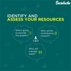 Classify and compute your resources! . Prepare a list of people who will contribute you with content, graphics, and managing finances. If you're not a group of people, just an individual; try asking people for help or freelancers to invest in their time. #GoProSocialMedia . . . #Socialache #SocialMediaSolutions #SocialMediaMarketing #SocialMedia #Branding #ContentMarketing #SEOSolutions #Resources #Graphics #DigitalMarketing #SeoServices #Digitalmarketingagency #Digitalmedia #followme… Social Media Marketing Companies, Social Media Branding, Content Marketing, Internet Marketing, Effective Marketing Strategies, Professional Seo Services, Content Analysis, Best Digital Marketing Company, Brand Management