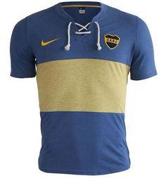 Boca Juniors 2014 Nike Retro Shirt