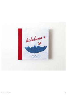 kinderboek Holaluna