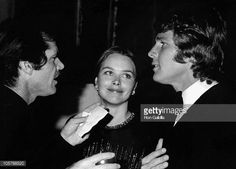 Jack Nicholson Michelle Phillips and Ryan O'Neal