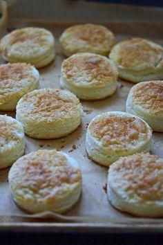 Gluten Free Biscuits: Cinnamon Bun Style