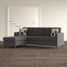 Darby Home Co Brockway Sectional Sleeper Sectional, Corner Sectional, Chaise Sofa, Sofa Pillows, Formal Living Rooms, Living Room Sets, Best Sectionals, Austin Homes, Sofa Set