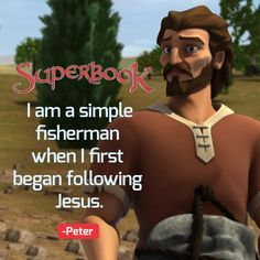 Peter didn't know that when he followed Jesus, God can use him to change the world! God used Peter to preach the good news to a lot of people and many were saved! Do you want your life to be used by the Lord as well? Give your life to Him and ask Him to come into your heart today! #MorningInspiration #Kids #KidsMinistry #SuperboookQuote It Will Be Ok Quotes, Morning Inspiration, Follow Jesus, Jesus Loves, Change The World, Good News, Robots, Peace, War