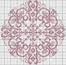 Image result for grille point de croix mandala gratuit