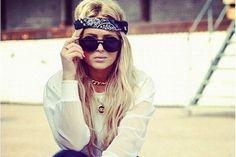7 Stylish Ways to Wear a Bandana