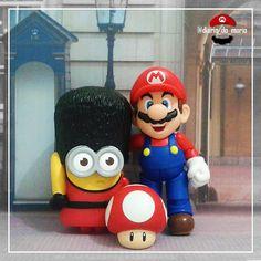 Mario meets a Minion!