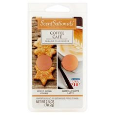 Better Homes Scts Duo Coffee Cafe Fragrance Cubes Coffee Theme Kitchen, Scented Wax, Frappe, Coffee Cafe, Better Homes, Cubes, Mocha, Latte, Spices