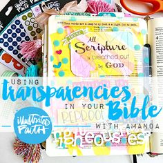 Illustrated Faith offers transformative, creative, and dynamic resources to ignite a passion for exploring God's word through bible journaling. Scripture Art, Bible Art, Bible Verses, Bible Doodling, Bible Illustrations, Bible Prayers, Illustrated Faith, Journal Inspiration, Me Time