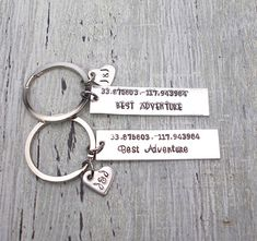 Hey, I found this really awesome Etsy listing at https://www.etsy.com/listing/588600820/personalized-coordinates-couples
