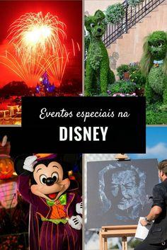 Eventos especiais na Disney