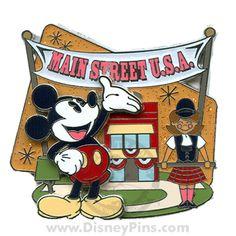 Official Disney pin trading website.