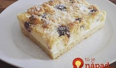 Schneller Quark-Streuselkuchen mit Obst Quick Quark crumble cake with fruit from lametti Pie Cake, No Bake Cake, Cake Recipes, Dessert Recipes, Gateaux Cake, Sweet And Spicy, Cakes And More, Cake Cookies, Delicious Desserts
