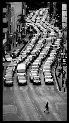Bucharest by Flip Bogdan