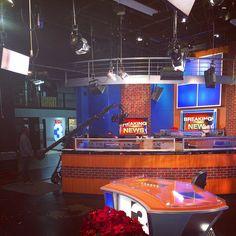 WREG-TV News Channel 3 studios
