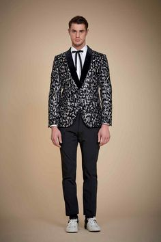 Andy Walters Appears in Roberto Cavalli Class Fall/Winter 2015 Look Book | DESIGNS FEVER