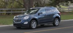 2016 #Chevy Equinox LT: Premium Luxury Meets Affordable Style