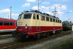 DB Class 113 locomotive