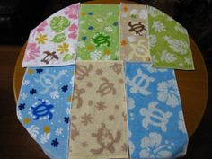 Towels 7 2 Handmade