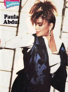 Paula Abdul- November 1991, I believe. The Under Your Spell tour