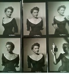 All About Eve promo shots
