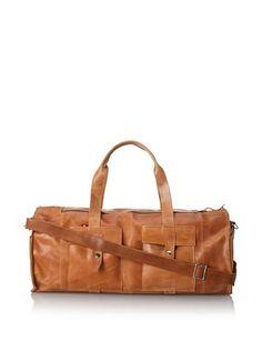 Oliberté Men's Gymano Bag (Camel)