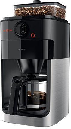 Philips Kaffeemaschine HD7765/00 Grind & Brew mit Mahlwerk Test