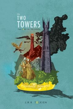 The Two Towers Art